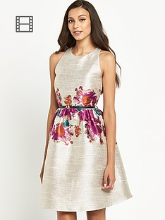 little-mistress-floral-waist-prom-dress