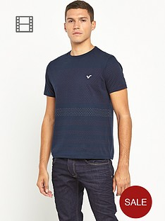 voi-jeans-mens-dot-t-shirt