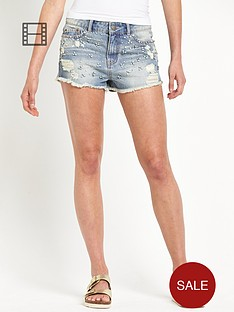south-embellished-vintage-shorts