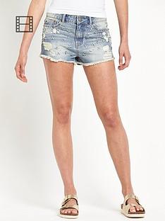 south-embellished-vintage-shorts