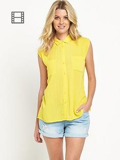 south-sleeveless-crinkle-blouse