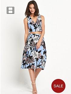 miss-selfridge-graphic-floral-top