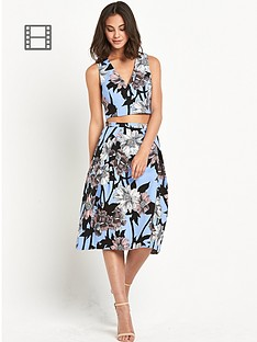 miss-selfridge-graphic-floral-top