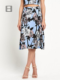 miss-selfridge-graphic-floral-skirt