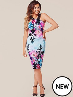 jessica-wright-antonia-floral-dress