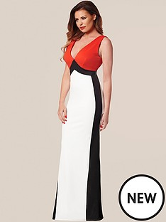 jessica-wright-daniella-maxi-dress