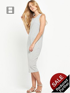 miss-selfridge-macrame-back-midi-dress