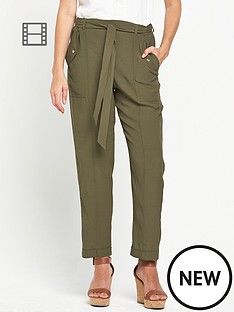 miss-selfridge-utility-trousers