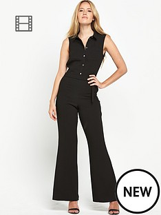 miss-selfridge-d-ring-kick-flare-jumpsuit