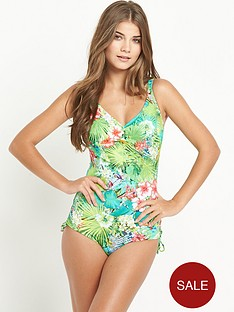 fantasie-underwire-v-neck-swimsuit