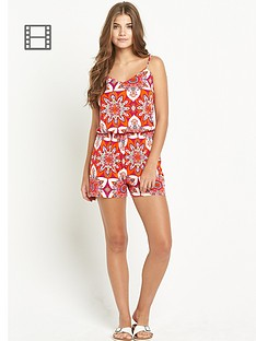 resort-tile-print-strappy-playsuit