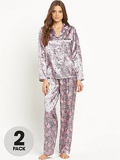 sorbet-satin-pyjamas-2-pack