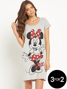 character-minnie-mouse-nightdress