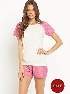 sorbet-lace-shorts-set