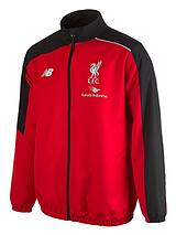 Liverpool FC Junior Presentation Jacket