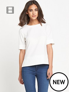 warehouse-panelled-boyfriend-tee