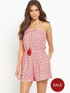 resort-tile-print-tassle-playsuit