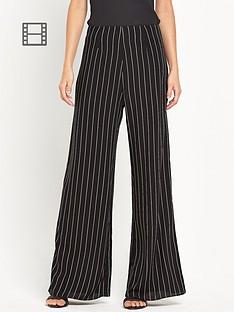 miss-selfridge-striped-wide-leg-trousers