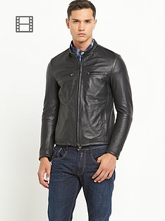 replay-mens-leather-jacket