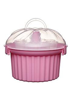 kitchen-craft-sweetly-does-it-3-tier-cupcake-carrier-pink