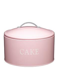 kitchen-craft-sweetly-does-it-jumbo-cake-tin-pink