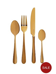 viners-bronze-titanium-16-piece-cutlery-set