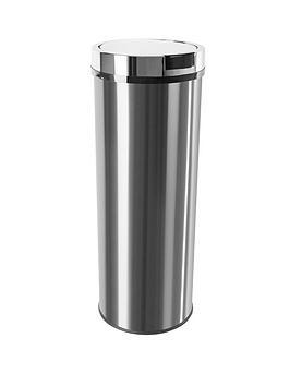 morphy-richards-round-sensor-bin-50l-stainless-steel