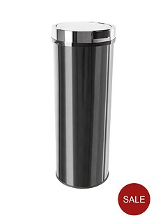 morphy-richards-round-sensor-bin-50l-black