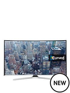 samsung-ue40j6300akxxu-40-inch-curved-full-hd-freeview-smart-tv-black