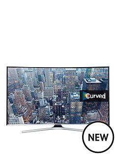 samsung-ue48j6300akxxu-48-inch-curved-full-hd-freeview-smart-tv-black