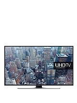 UE40JU6400KXXU 40 inch Freeview HD Ultra HD 4K Smart TV - Black
