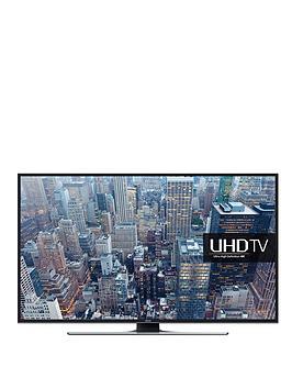 Samsung Ue40Ju6400Kxxu 40 Inch Freeview Hd Ultra Hd 4K Smart Tv  Black