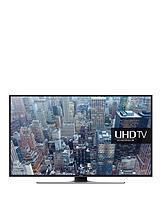 UE48JU6400KXXU 48 inch Ultra HD 4K Freeview HD Smart TV - Black
