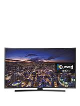 UE40JU6500KXXU 40 inch Curved UHD 4K, Freeview HD, Smart TV - Black