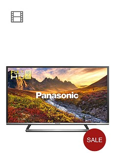 panasonic-viera-tx-40cs520b-40-inch-full-hd-led-freeview-hd-with-freetime-smart-tv-with-built-in-wi-fi-black