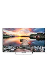 KDL65W855CBU 65 inch Smart 3D Full HD Freeview HD LED Android TV - Black