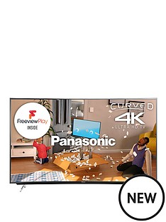 panasonic-pound200-cashbacksup1-tx-65cr730b-65-inch-curved-smart-4k-ultra-hd-freeview-hd-led-tv