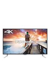 TX-40CX400B 40 inch Smart 4K Ultra HD Freeview HD LED TV - Black