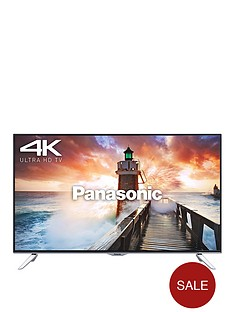 panasonic-tx-40cx400b-40-inch-smart-4k-ultra-hd-freeview-hd-led-tv-black