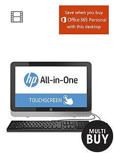 hp-touchsmart-22-2140na-amd-a4-processor-8gb-ram-1tb-hard-drive-wi-fi-215-inch-touchscreen-all-in-one-desktop-with-optional-microsoft-office-365-personal-black