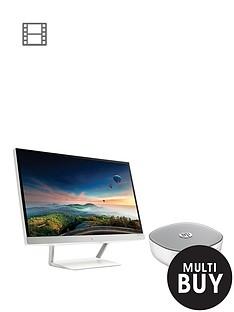 hp-pavilion-mini-300-030na-intelreg-coretrade-i3-processor-4gb-ram-1tb-hard-drive-wi-fi-23-inch-monitor-desktop-bundle-with-optional-microsoft-office-365-personal-white