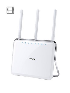 tp-link-ac1900-wi-fi-dual-band-gigabit-adsl2-modem-router-with-4-gigabit-ports--white