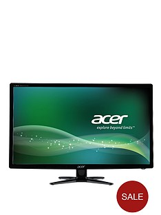acer-g246hl-24in-gaming-monitor-169-fhd-2ms-100m1-acm-250nits-tn-led-dvi-hdmi-gloss-black-gloss-black