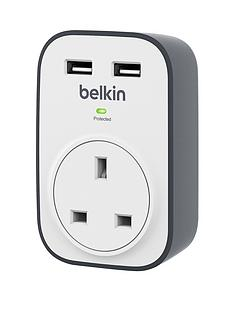 belkin-bsv103af-surgecube-1-way-surge-protector-with-2-x-24a-shared-usb-chargers
