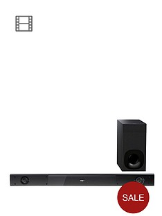 sony-ht-nt3-400-watt-multi-room-sound-bar-with-wireless-subwoofer