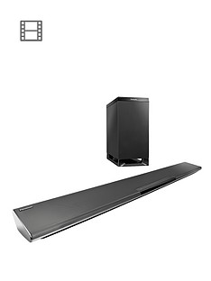 panasonic-sc-htb485-250-watt-bluetoothreg-nfc-soundbar-with-wireless-subwoofer