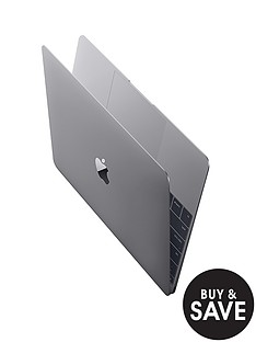 apple-macbook-intelreg-coretrade-m-processor-8gb-ram-512gb-storage-12-inch-laptop-with-optional-microsoft-office-365-home-premium-space-grey