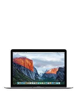 apple-macbook-12quot-intelreg-coretrade-m3-8gb-ram-256gb-flash-storage-with-optional-ms-office-365-home-space-grey