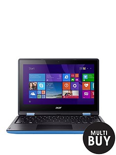 acer-r3-131t-intelreg-pentiumreg-processor-8gb-ram-1tb-hard-drive-116-inch-touchscreen-2-in-1-laptop-with-optional-microsoft-office-365-blue