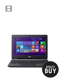 acer-es1-131-intelreg-celeronreg-processor-2gb-ram-32gb-storage-116-inch-laptop-with-optional-microsoft-office-365-personal-black